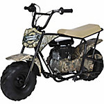 Monster Moto Realtree Mini Bike 80cc Camo