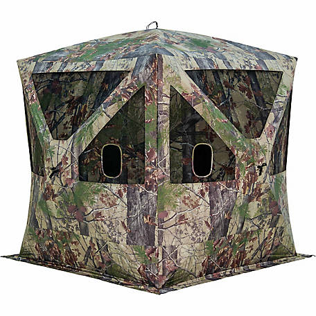 Barronett Blinds Blind Big Cat 350 Backwoods Camo