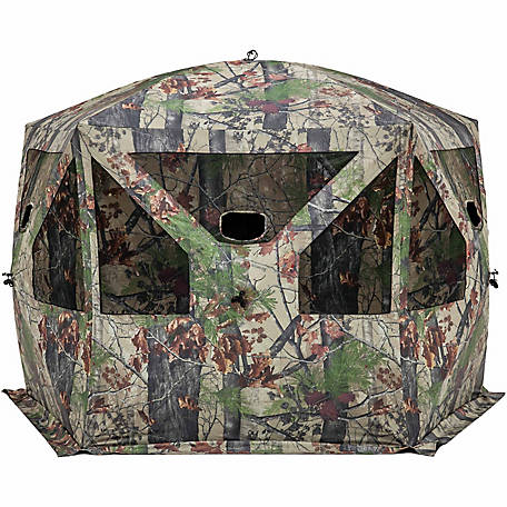 Barronett Blinds Blind Pentagon Backwoods Camo