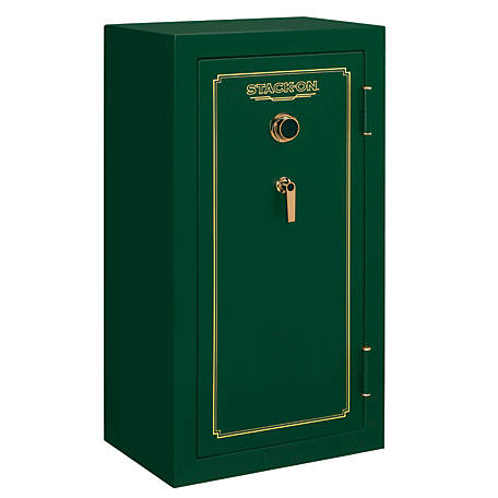 Stack On 24 Gun Fire Resistant Safe Combination Lock