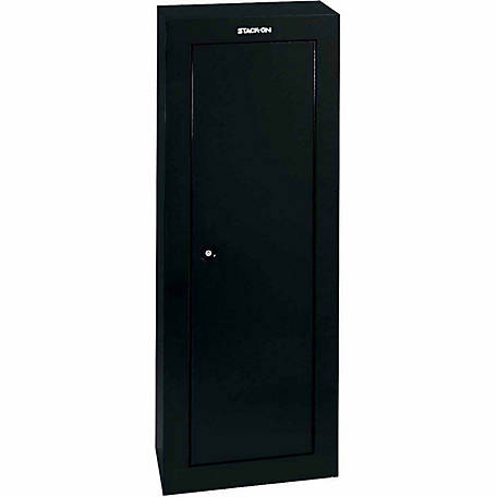 Stack-On 8 Gun Security Cabinet, Black, GCB-908