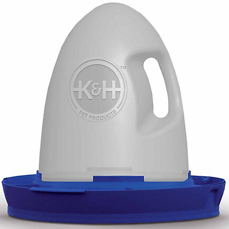 K&H Pet Products Poultry Waterer, 2.5 gal.