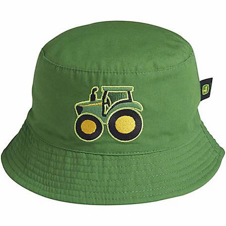 John Deere Boy s Bucket Cap at Tractor Supply Co. 5866956990c