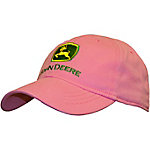 John Deere Toddler Girl's Baseball Cap