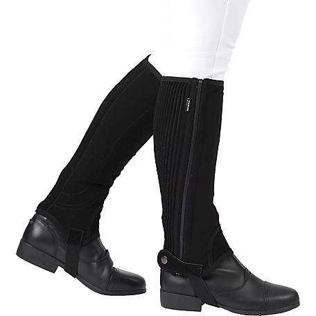 Dublin Adult's Easy-Care Half Chaps II