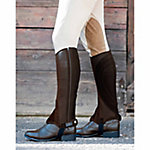 Dublin Adult's Easy-Care Mesh II Half Chaps