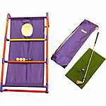 Festival Depot Cornhole and Ladder Chipping Golf Game