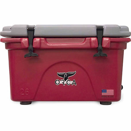ORCA Team Colored 26 qt. Ice Retention Hard Cooler
