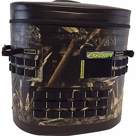 ORCA 28 qt. Camo Podster Backpack Cooler