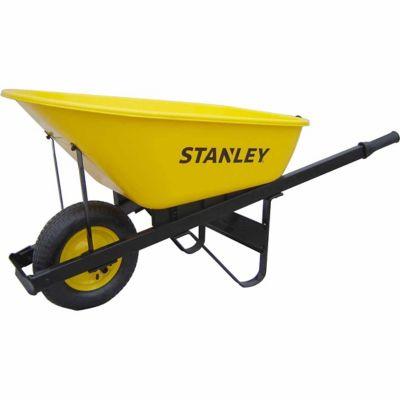 Stanley 6 cu. ft. Wheelbarrow