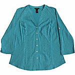 Bit & Bridle Women's 3/4 Sleeve Raglan Shirt