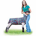 Weaver Leather Livestock Patterned Spandex Lamb Tube