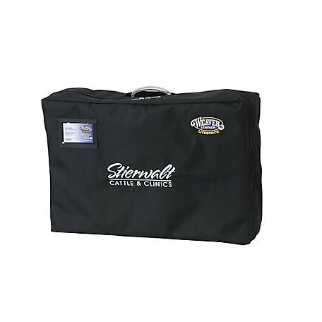 Weaver Leather Clipper Box Cover, Black