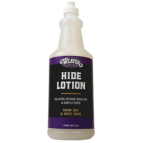 Weaver Leather Hide Lotion, 1 qt.