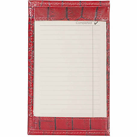 Scully Leather Genuine Leather Jotter, 1005-0-20-F