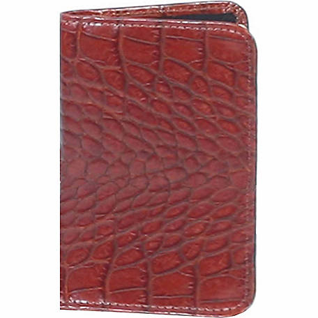 Scully Leather Genuine Leather Personal Noter, 1006B-0-42-F