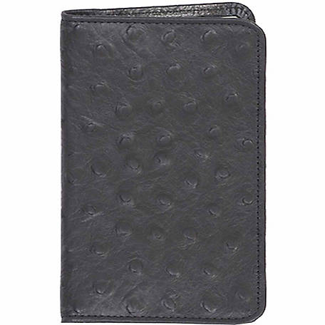 Scully Leather Genuine Leather Personal Noter, 1006B-0-51-F