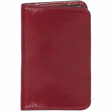 Scully Leather Genuine Leather Personal Noter, 1006B-06-20-F