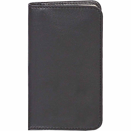 Scully Leather Genuine Leather Personal Noter, 1006B-11-24-F