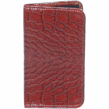 Scully Leather Genuine Leather Personal Noter, 1006R-0-42-F