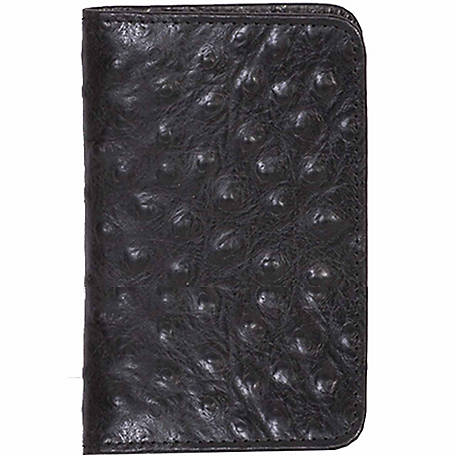 Scully Leather Genuine Leather Personal Noter, 1006R-0-51-F