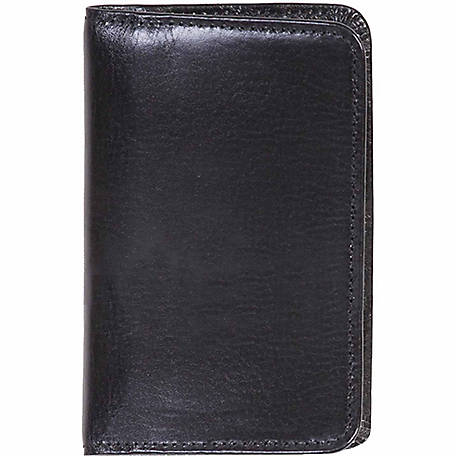 Scully Leather Genuine Leather Personal Noter, 1006R-06-24-F