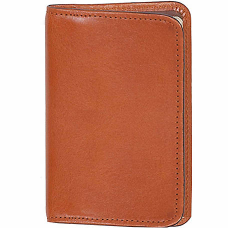 Scully Leather Genuine Leather Personal Noter, 1006R-06-40-F