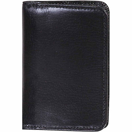 Scully Leather Genuine Leather Personal Weekly Planner, 1007-06-24-F