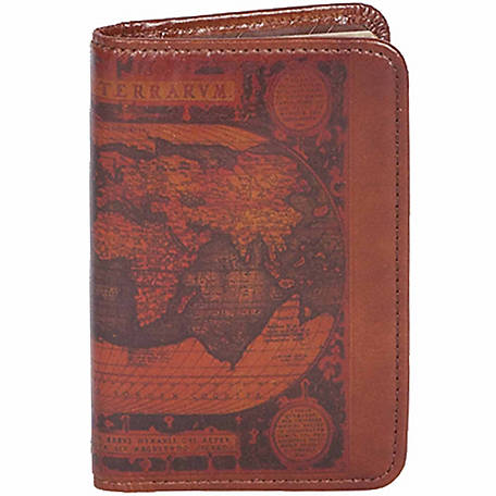 Scully Leather Genuine Leather Personal Weekly Planner, 1007-16-28-F
