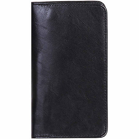 Scully Leather Genuine Leather Pocket Telephone/Address Book, 1108-06-24-F
