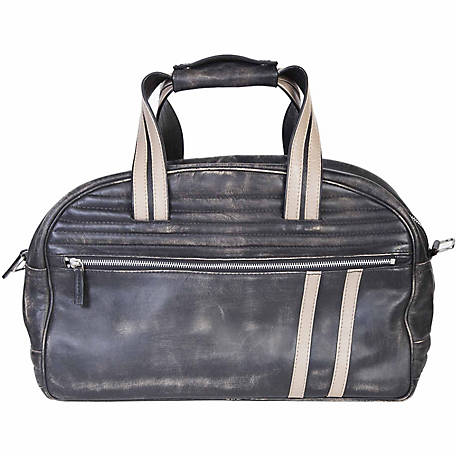 Scully Leather Sanded Calf Duffle Bag, 122-40-24-F