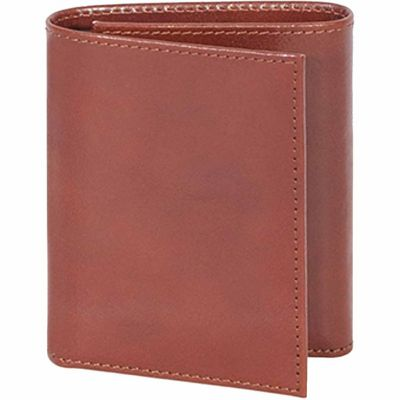 Buy Scully Leather Genuine Leather Tri-Fold Wallet; 2000-06-28-F Online