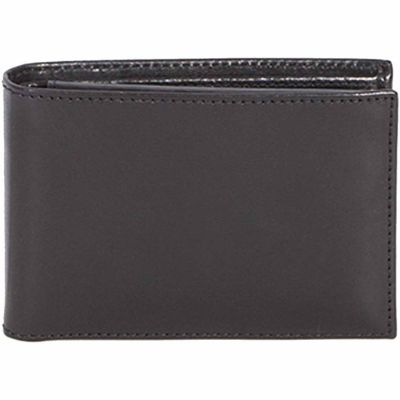 Buy Scully Leather Slim Genuine Leather Billfold with Removable Case; 2005R-06-24-F Online