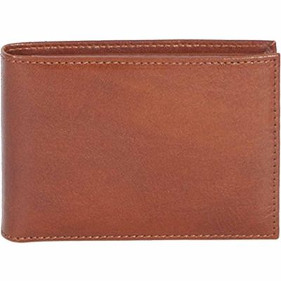 Buy Scully Leather Slim Genuine Leather Billfold with Removable Case; 2005R-06-28-F Online