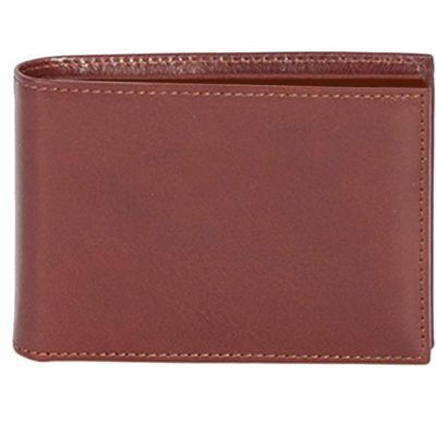 Buy Scully Leather Slim Genuine Leather Billfold with Removable Case; 2005R-06-30-F Online