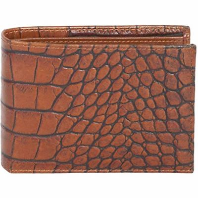 Buy Scully Leather Slim Genuine Leather Billfold with ID Window Online