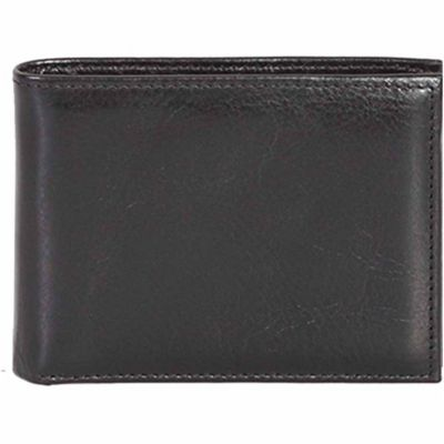 Buy Scully Leather Slim Genuine Leather Billfold with ID Window; 2005W-06-24-F Online