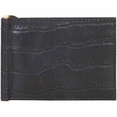 Buy Scully Leather Genuine Leather Credit Card Bill Clip; 2007-0-43-F Online
