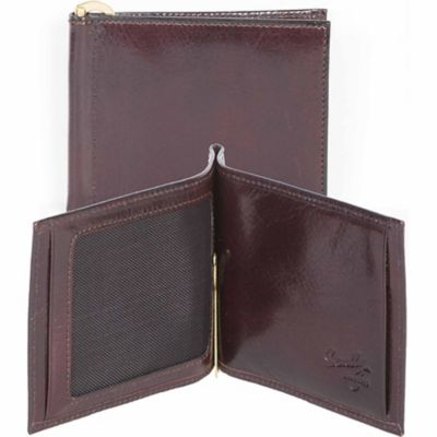 Buy Scully Leather Genuine Leather Money Clip with ID Window; 2008-06-29-F Online
