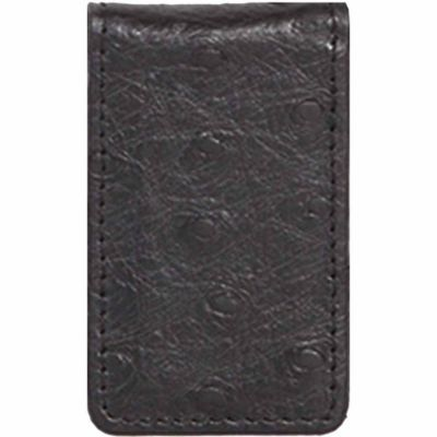 Buy Scully Leather Genuine Leather Magnetized Money Clip; 2009-0-51-F Online