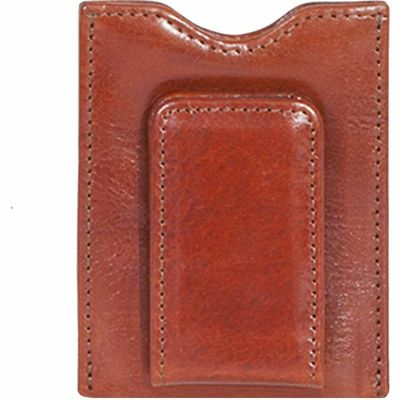 Buy Scully Leather Genuine Leather Magnetized Money Clip; 21-06-28-F Online