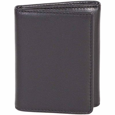 Buy Scully Leather Trifold Wallet; 3004-11-24-F Online
