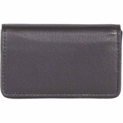Buy Scully Leather Business Card Case; 3007-11-24-F Online