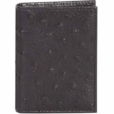Buy Scully Leather Genuine Leather Gusseted Card Case; 3032-0-51-F Online