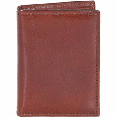 Buy Scully Leather Genuine Leather Gusseted Card Case; 3032-06-30-F Online