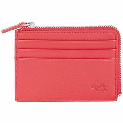 Buy Scully Leather Ladies Genuine Leather Coin Card And Key Holder Online