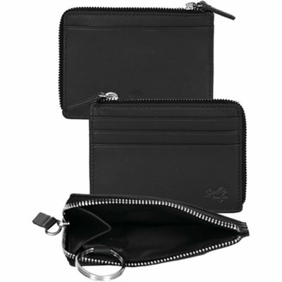 Buy Scully Leather Ladies Genuine Leather Coin Card And Key Holder; 4002-11-24-F Online