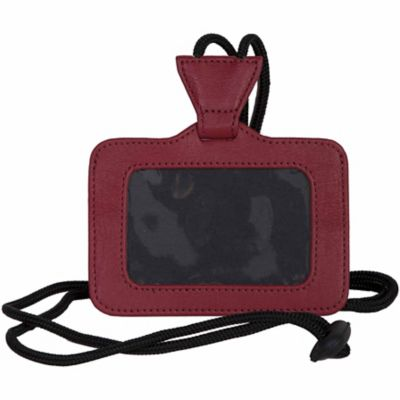 Buy Scully Leather Genuine Leather ID Holder; 44-00-167-F Online