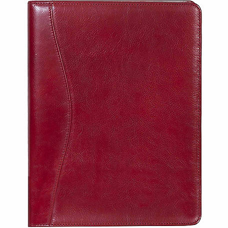 Scully Leather Genuine Leather Letter Size Pad
