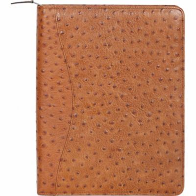 Buy Scully Leather Genuine Leather Zip Letter Pad Online